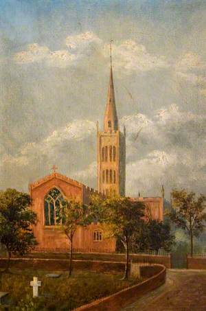 Holy Trinity Church and Churchyard, Coventry