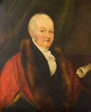 Sir Skears Rew (c.1761–1828), Mayor of Coventry (1815)