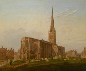 St Michael's Church, Coventry