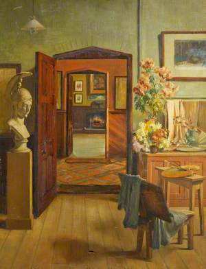 Still Life Studio, Coventry School of Art, Ford Street, Coventry