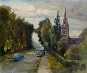 St Thomas's Church, Keresley, Coventry