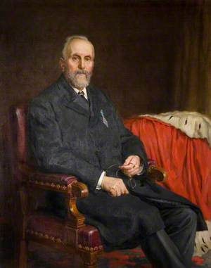 Alderman Albert Samuel Tomson (1832–1904)