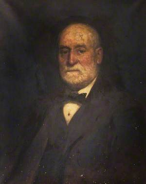 James Maycock (1828–1919), Mayor of Coventry (1884–1885)