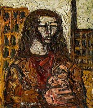Woman with a Child