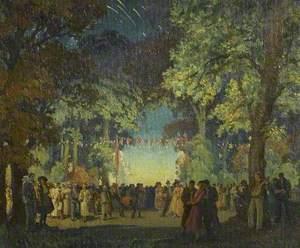 Carnival Night, Memorial Park, Coventry
