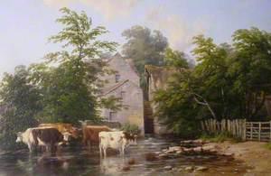 Rowsley Mill, Derbyshire