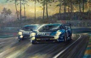 XJ220 Racing