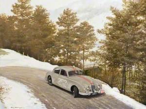 Mk, 1 Monte Carlo Rally, 1959