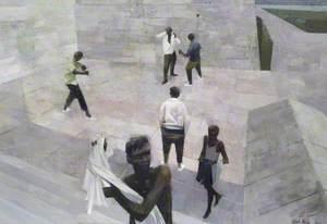 The Handball Game