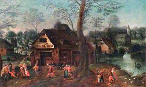 The Peasants' Dance