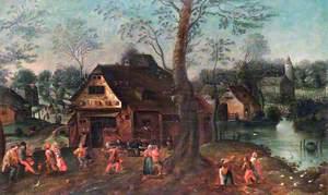 The Peasants' Dance