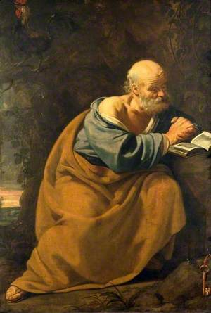 The Penitence of Saint Peter