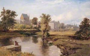 The Leam and Parish Church, Leamington