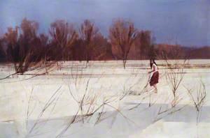 Snow Field, Billericay