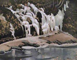 Icicles on the Spean