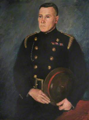 Lawrence Gammon, Warrant Officer, Calypso
