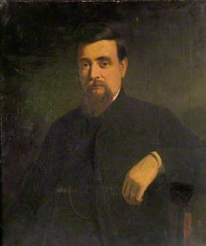 Frederic Duncan Robertson (d.1905), Founder of the Nuneaton Chronicle