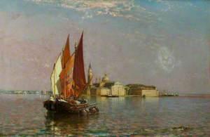 The Giuddeca, Venice, Italy