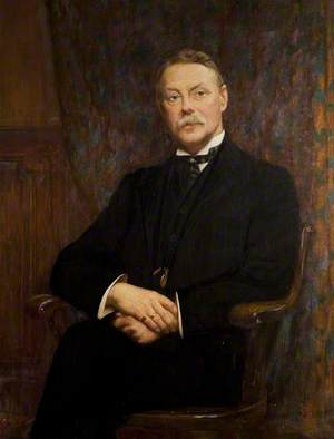 Alderman Edward F. Melly (1857–1941), Founder and First Curator of Nuneaton Museum and Art Gallery