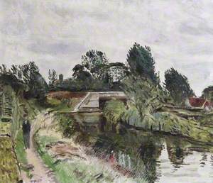 The Towpath, Berkhamsted, Hertfordshire