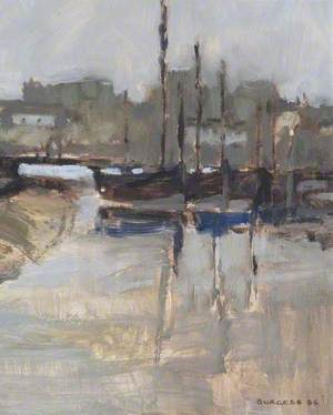 Boats, Shoreham, West Sussex