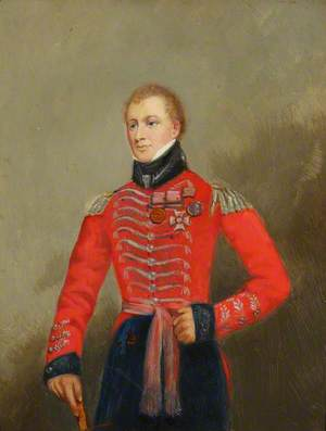Major General Sir Guy Campbell (1786–1849)