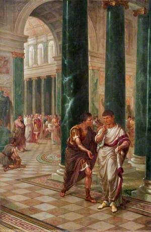'Julius Caesar', Act II, Scene 3,The Conspiracy