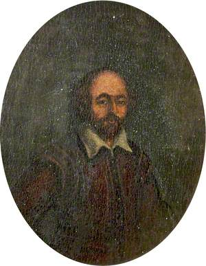 The Stephen Tucker Portrait of William Shakespeare (1564–1616)