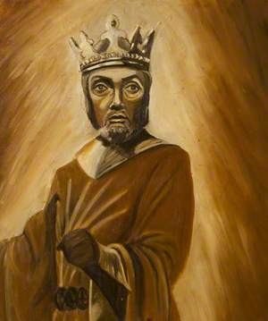 Richard Pasco (b.1926), as Richard II, 1973