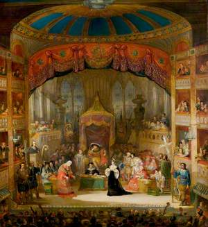 The Trial of Queen Katharine, 'Henry VIII', Act II, Scene 4