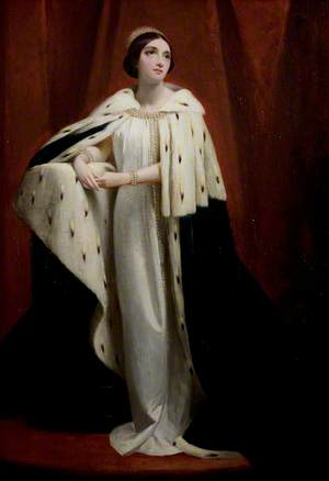 Ellen Tree, Mrs Charles Kean (1806–1880), as Hermione