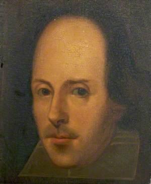 The Napier Portrait of William Shakespeare (1564–1616)