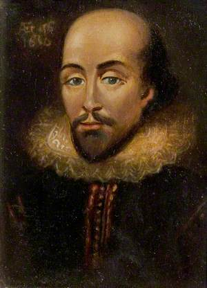 The Overend Portrait of Shakespeare