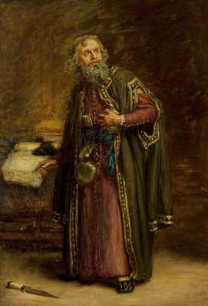 Henry Urwick (1859–1931), as Shylock