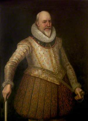 Sir George Carew (1555–1629), Baron Carew of Clopton, Earl of Totnes, First High Steward of Stratford-upon-Avon