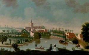 Holy Trinity, Stratford-upon-Avon, Warwickshire