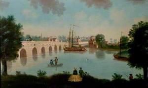 Clopton Bridge, Stratford-upon-Avon, Warwickshire