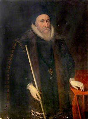 Thomas Sackville (1536–1608), 1st Earl of Dorset