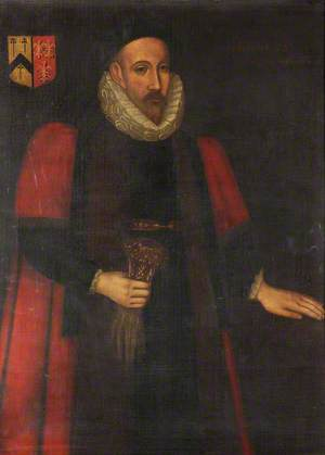 Christopher Davenport (1590–1653), Sheriff of Coventry (1632), and Mayor (1641)