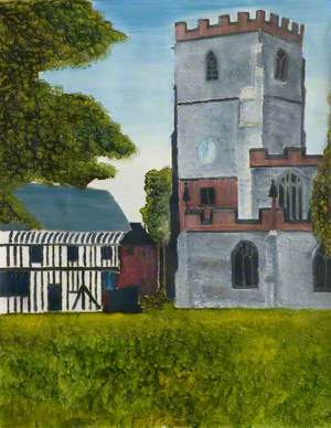 Knowle Church and Guildhall, Warwickshire