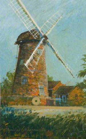 Windmill, Balsall Common, Warwickshire
