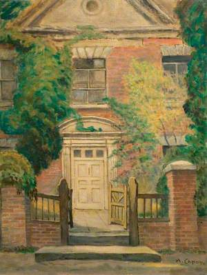 Doorway, Touchwood Hall, Drury Lane, Solihull, Warwickshire