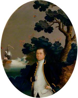 Thought to be Captain Fortescue (1754–1842)