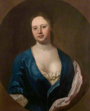 Grace, Wife of William Dadley, Daughter of Thomas Cookes of Harbury