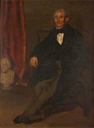John Tennant, County Hall Attendant, Warwick