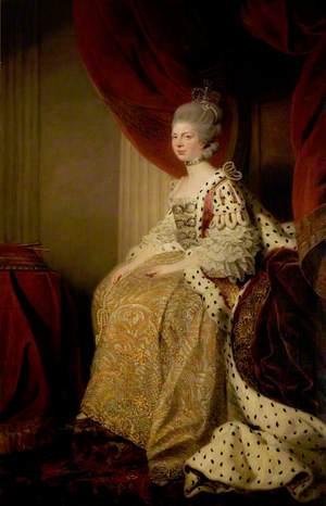 Charlotte of Mecklenburg-Strelitz (1744–1818)
