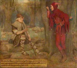 'As You Like It', Act III, Scene 2