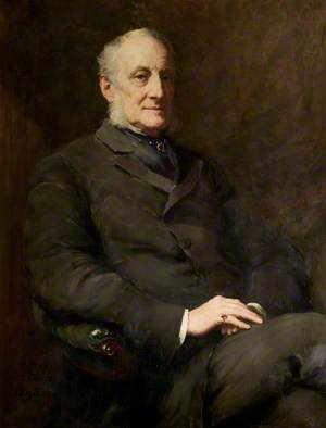 William Henry (1856–1905), Lord Leigh, Lord Lieutenant