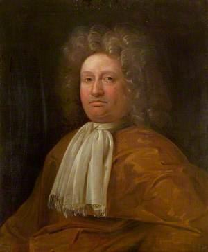 Portrait of an Unknown Man in a Steinkirk