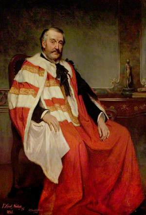 Charles Bower Adderley (1814–1905), 1st Lord Norton